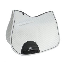 HyWITHER Sport Active GP Saddle Pad - White
