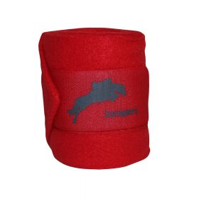 JHL Polo Bandages Red
