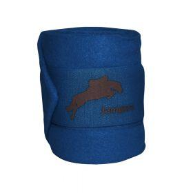 JHL Polo Bandages Blue