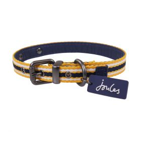 Joules Coastal Dog Collar-XLarge Clearance