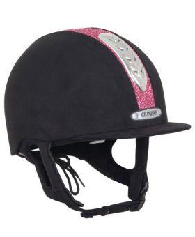 Champion Junior X-Air Dazzle Plus Black - Pink