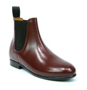 Tuffa Junior Show Jodhpur Boots