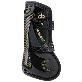Veredus Kevlar Gel Vento Front Tendon Boots Black