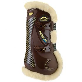 Veredus Kevlar Gel Vento Save The Sheep Front Tendon Boots Brown