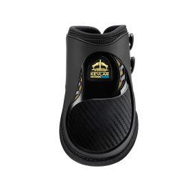 Veredus Kevlar Gel Vento Rear Fetlock Boots Black
