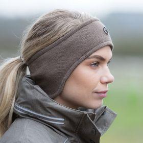 Equetech Kontour Knit Headband - Taupe