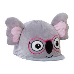 Equetech Kara Koala Hat Silk - Equetech