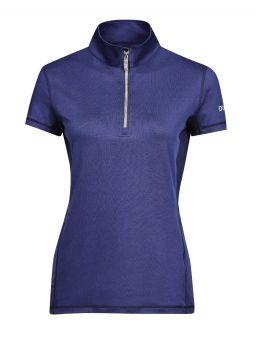 Dublin Kylee Short Sleeve Shirt II Navy - Dublin