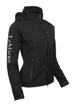 LeMieux Ladies Elite Soft Shell Jacket Black