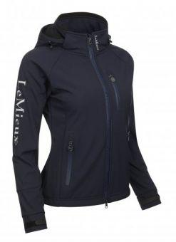 LeMieux Ladies Elite Soft Shell Jacket Navy