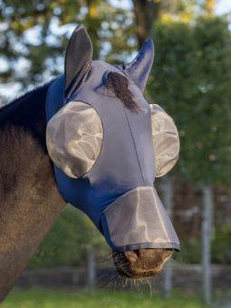 LeMieux Bug Relief Lycra Full Mask (Ears & Nose)