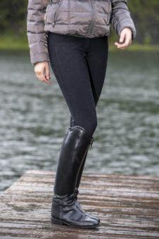 LeMieux Drytex Waterproof Breeches - Black