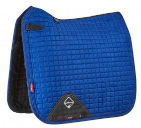 LeMieux Merino+ Sensitive Skin Dressage Square Benetton Blue
