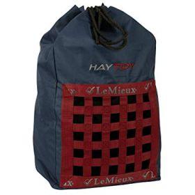 LeMieux Showkit Hay Tidy Bag Navy