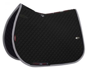 LeMieux Wither Relief Mesh Jumping Pad - Black
