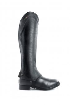 Brogini Marconia Synthetic Leather Gaiter Black