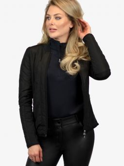 PS of Sweden Isabella Lightweight Jacket-Black-Large Clearance