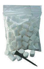 Liveryman Stud Plugs Preformed Cotton x 50 Pack - Liveryman