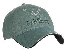 LeMieux Seamless Baseball Cap - Grey - LeMieux