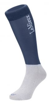 LeMieux Competition Sock (Twin Pack) - Ice Blue