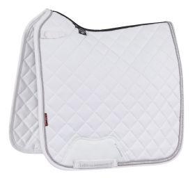 LeMieux Diamante Dressage Pad - White