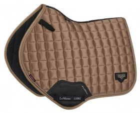 LeMieux Loire Classic Close Contact Square - Champagne