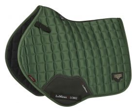 LeMieux Loire Classic Close Contact Square - Hunter Green