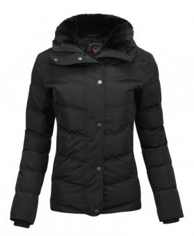 LeMieux Loire Short Coat Black