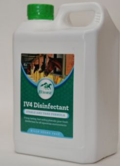 IV Horse IV4 Stable and Yard Disinfectant 2.5ltr