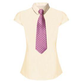 Equetech Ladies Lace Stretch Show Shirt