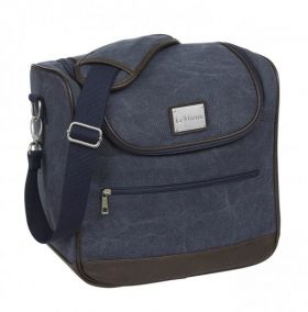 LeMieux Luxury Canvas Grooming Bag - Navy