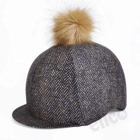 Elico Brown Tweed Lycra Cover - Elico