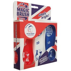 Magic Brush - Set of 3 Union Jack