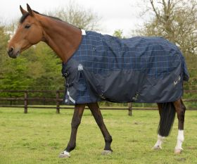 Mark Todd Lightweight Turnout Rug Check Design - New AW 2017