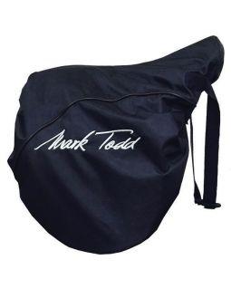 Mark Todd Luggage Padded Pro Saddle Bag Navy/Chocolate