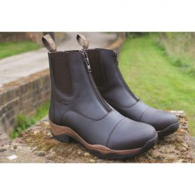 Mark Todd Milford Zip Jodhpur Boots - Mark Todd Collection