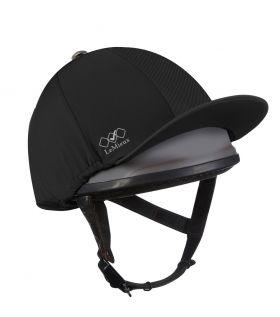 LeMieux Pro Mesh Hat Silk - Black