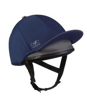 LeMieux Pro Mesh Hat Silk - Navy