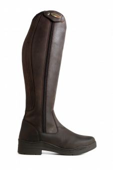 Brogini Monte Cervino Zipped Country Riding Boots