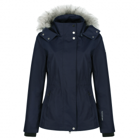 Equetech Moorland Waterproof Jacket - Navy