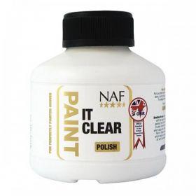 NAF Paint It Clear Hoof Polish 250ml