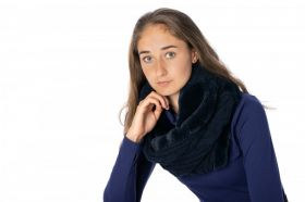 LeMieux Aida Snood - Navy