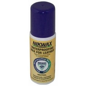 Nikwax Waterproofing Wax Liquid for Leather Neutral 125ml