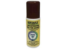 Nikwax Waterproofing Wax Liquid for Leather BRN 125ml