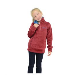 Nina Soft Fleece by Little Rider - Red Blue