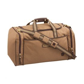 Noble Outfitters Signature Duffle Bag Tobacco