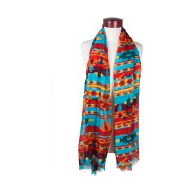 Noble Outfitters Fearless Scarf Navajo