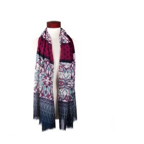Noble Outfitters Fearless Scarf Multi Paisley