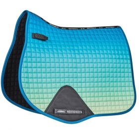 Weatherbeeta Prime Ombre All Purpose Saddlepad - Oceans Reef
