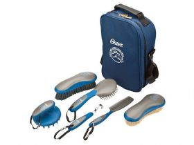 Oster 7 Piece Grooming Kit Blue